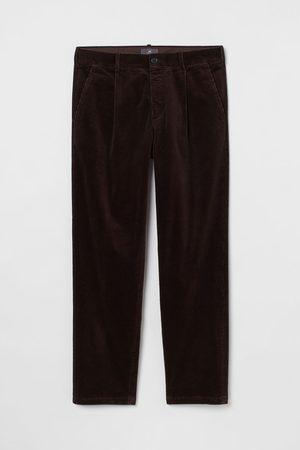 H&M Men Jeans - Regular Fit Corduroy Pants