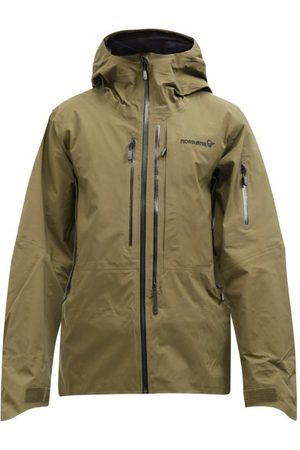NORRØNA Lofoten Pro Gore-tex Hooded Ski Jacket - Mens
