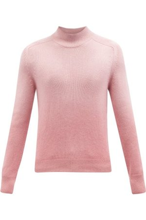 Tom Ford Gradient Cashmere-blend Roll-neck Sweater - Mens