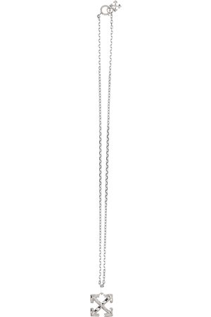 OFF-WHITE Men Necklaces - Melted Arrow necklace