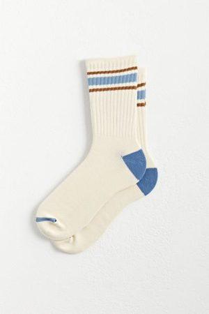 Urban Outfitters Retro Stripe Crew Sock
