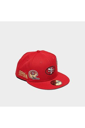 New Era Just Don San Francisco 49ers NFL 59Fifty Fitted Hat in / Size 7
