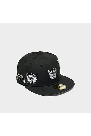 New Era Hats - Just Don Las Vegas Raiders NFL 59Fifty Fitted Hat in / Size 7