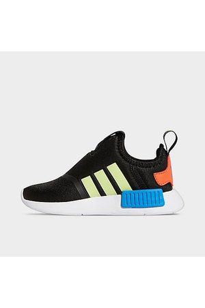 adidas Kids' Toddler Originals NMD 360 Casual Shoes in / Size 4.0 Knit