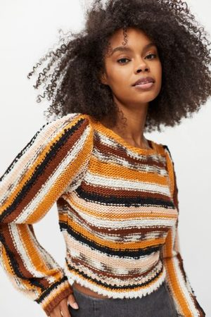 Urban Outfitters UO Meadow Mixed Stripe Sweater