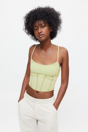 Urban Outfitters UO Hal Mesh Cami