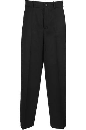 VALENTINO Men Wide Leg - Wide-leg tailored trousers