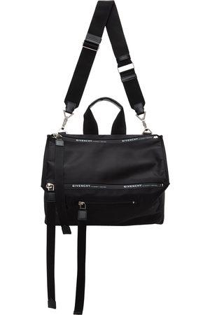 Givenchy Men Luggage - Black Pandora Messenger Bag