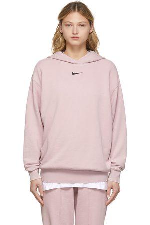 Nike Pink Wash Hoodie