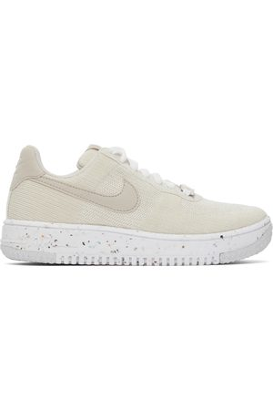 Nike Air Force 1 Crater Flyknit Sneakers