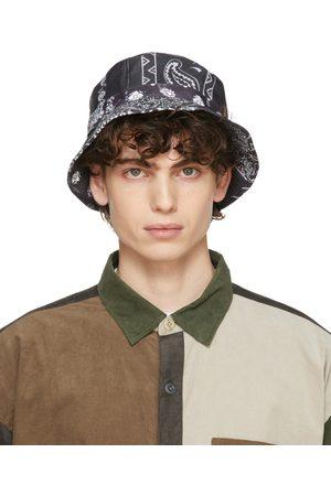 NEIGHBORHOOD Bandana Chopped Bucket Hat