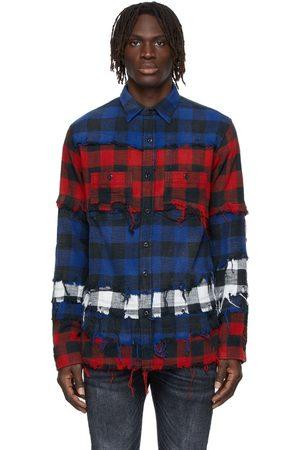 R13 Pieced Shirt