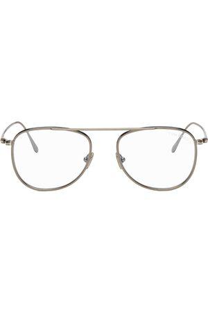 Tom Ford Blue Light Block Aviator Glasses