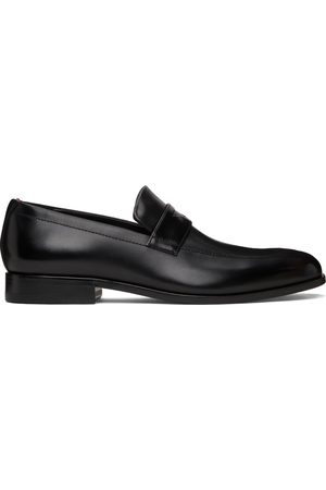HUGO BOSS Leather Ruston Loafers