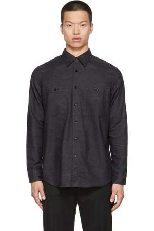THEORY Flannel Noll Shirt