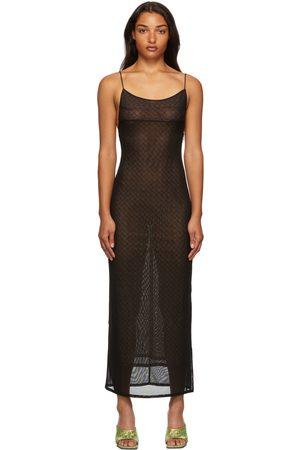 Miaou Mesh Thais Dress