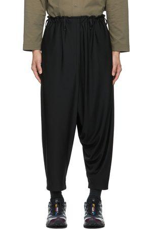 Issey Miyake Recycled Seamless Bottom Basic Trousers