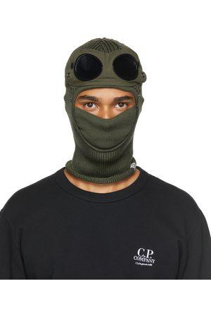 C.P. Company Khaki Goggle Balaclava