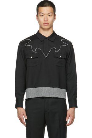 Sasquatchfabrix. Western Pullover Shirt