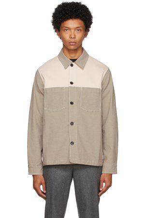 Paul Smith Beige Workwear Jacket
