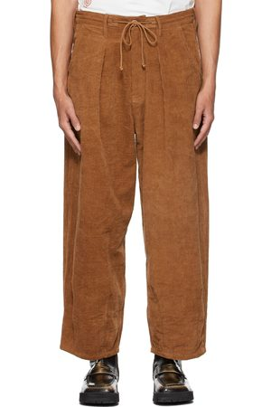 Story Brown Lush Trousers