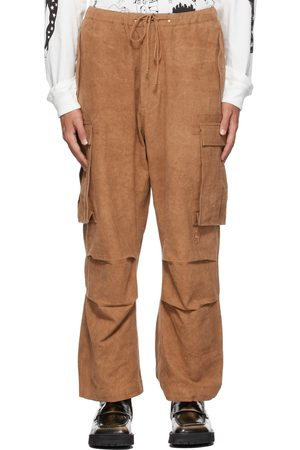 Story Brown Peace Cargo Pants