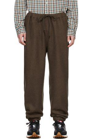 TS(S) Brown Wool Lounge Pants