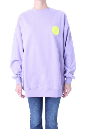 TEENIDOL Sweatshirt Women Lilac cotone