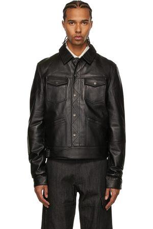 Winnie New York Sheepskin Leather Jacket