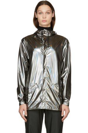 Rains Holographic Jacket