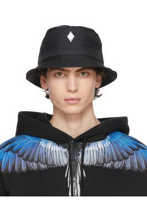 MARCELO BURLON Starter Black Label Edition Cross Bucket Hat