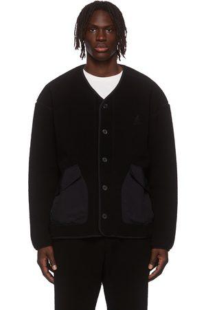 Gramicci Men Cardigans - Boa Fleece Cardigan