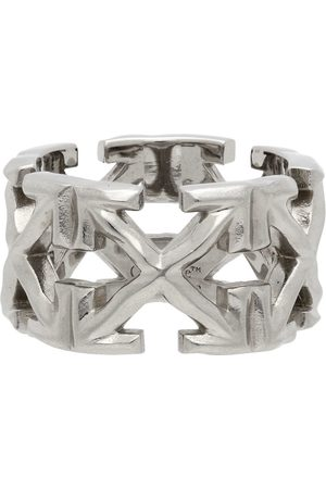 OFF-WHITE Melted Arrows Ring
