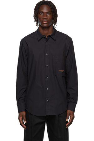 WOOYOUNGMI Men Shirts - Cropped Shirt