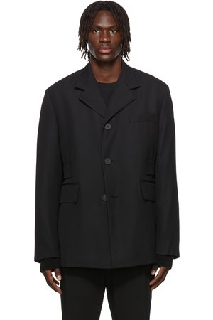 WOOYOUNGMI Belted Single Blazer
