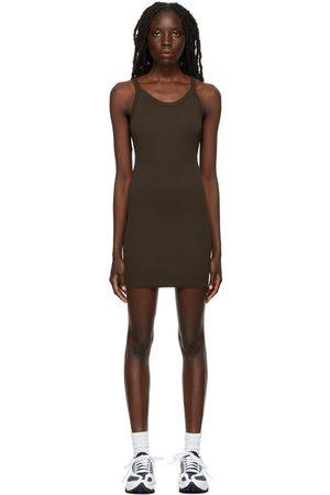 Cotton Citizen Brown Verona Tank Dress