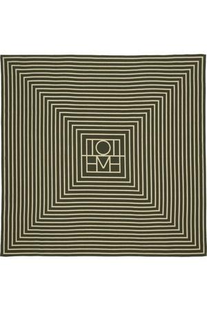 Totême Women Scarves - Silk Signature Monogram Scarf