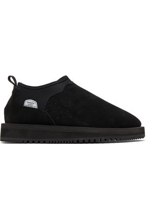 SUICOKE Suede RON-MWPAB Loafers