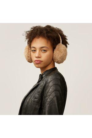 Nooki Women Accessories - Edie Faux Fur Earmuffs - Camel