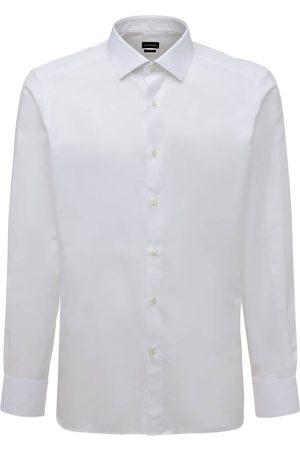 Ermenegildo Zegna Trofeo Cotton Shirt