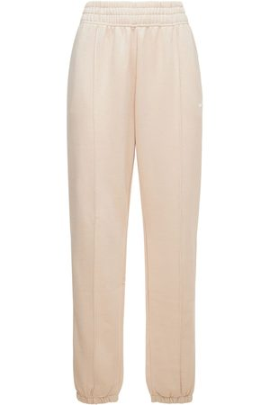 Nike Women Pants - Cotton Blend Fleece Pants