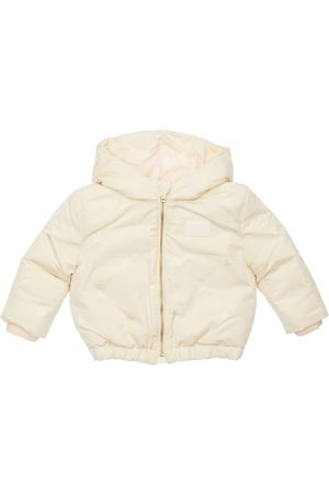 Burberry Hooded Teddy Jacket