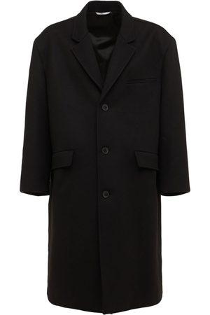 VALENTINO Men Coats - Wool Blend Coat