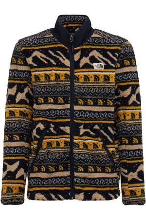 The North Face Men Fleece Jackets - Campshire Full Zip Fleece Jacket
