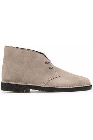 Clarks Men Lace-up Boots - 161792