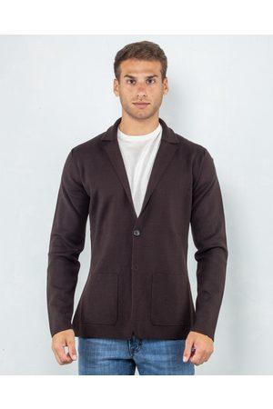 Roberto Collina Men Blazers - Blazer in maglia