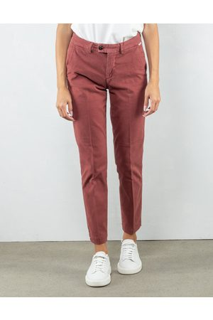 ROŸ ROGER'S Women Chinos - Chino Flow in cotone