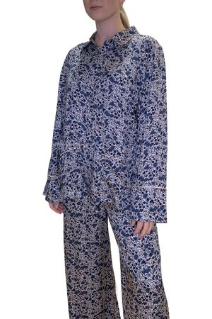 LILY AND LIONEL Evie Pyjama Set Aster