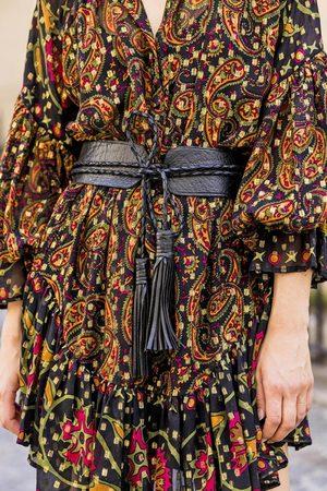 miss june Women Belts - CEINTURE Tassle Belt