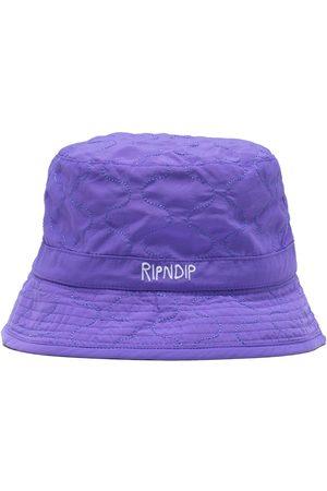 Rip N Dip Men Hats - Rip n Dip Castanza Reversible Brushed Fleece & Quilted Bucket Hat